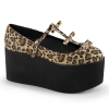 CLICK-08 Leopard Canvas
